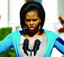 Michelle Obama arma secreta de la campaña
