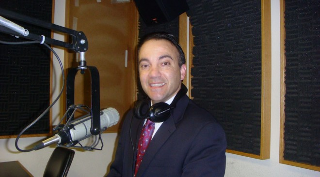 Attorney Angelo Campano was on Cafe Con Leche
