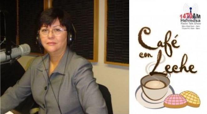 Lilia Galindo en La Radio 1470AM de 7 a 9 am.
